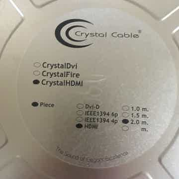 Crystal Cable Crystal HDMI 2M