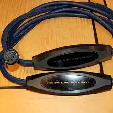 Transparent Audio powerlink MM 2m 15A US plug