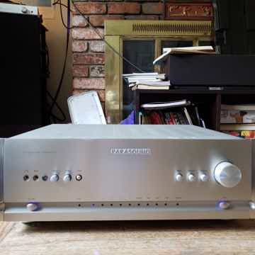 Halo integrated 2.1 channel integrated amp & DAC