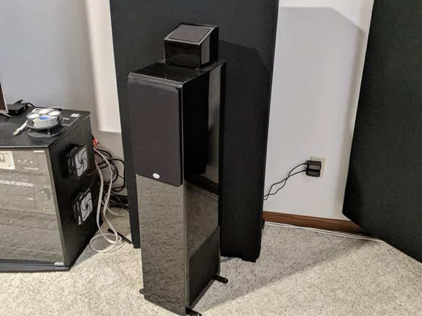 NHT Speaker Package with Atmos