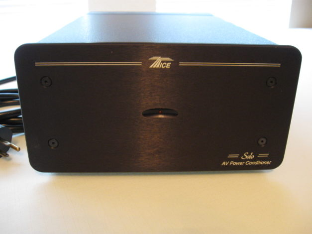 TICE AUDIO (George Tice) Solo AV Power Conditioner