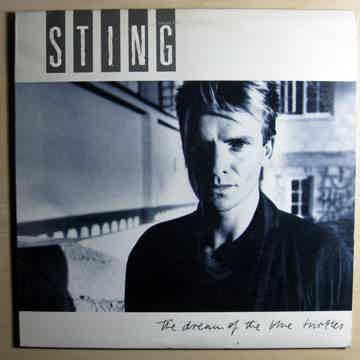 Sting - The Dream Of The Blue Turtles  - 1985  A&M Reco...