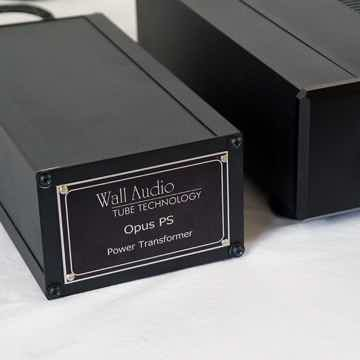 Wall Audio OPUS 120 PH MM/MC tube phono stage