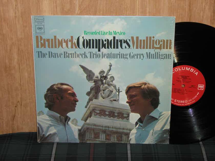 Dave BrubeckTrio Feat. Gerry Mulligan - Compadres   Still in Shrink Columbia CS9704 w/360 sound labels