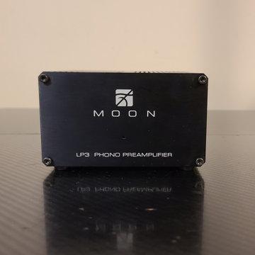 Moon LP-3 MM/MC Phono Preamplifier.