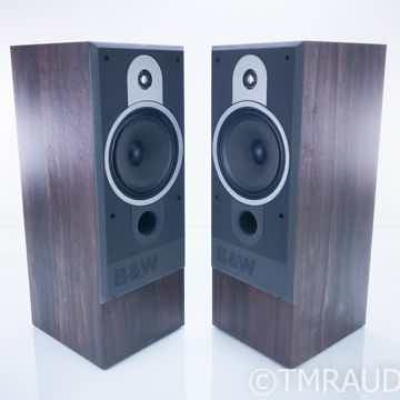 B&W Series 500 DM 570 Bookshelf Speakers