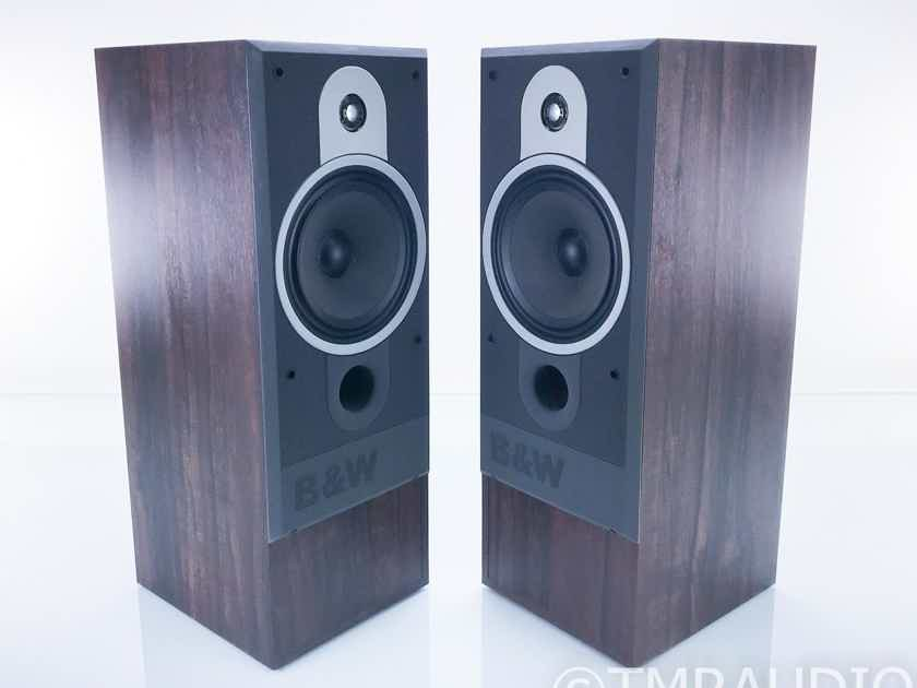 B&W Series 500 DM 570 Bookshelf Speakers; DM570 (17055)