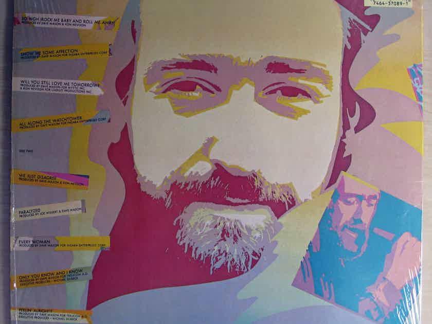 Dave Mason - The Best Of Dave Mason 1981 EX Vinyl LP Compilation Columbia PC 37089