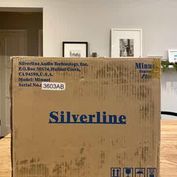 Silverline Audio Minuet Supreme Plus
