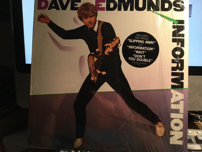 DAVE EDMUNDS - INFOMATION