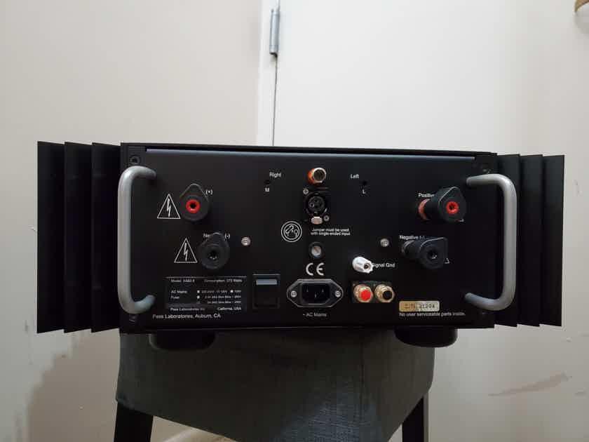 Pass Labs XA60.8 Class A Monoblocks Pair Amplifier XA60.8 60w
