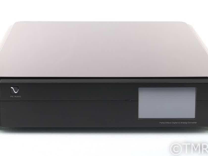 PS Audio PerfectWave DAC MkII; D/A Converter; PWD 2; Bridge I; Remote (29226)