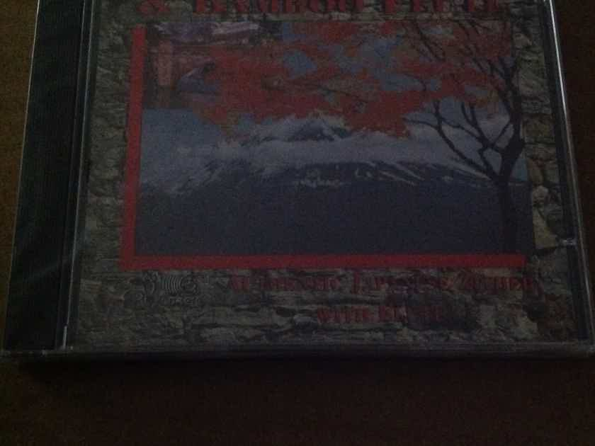 Various - The Art Of Japanese Koto And Bamboo Flute Sealed Compact Disc