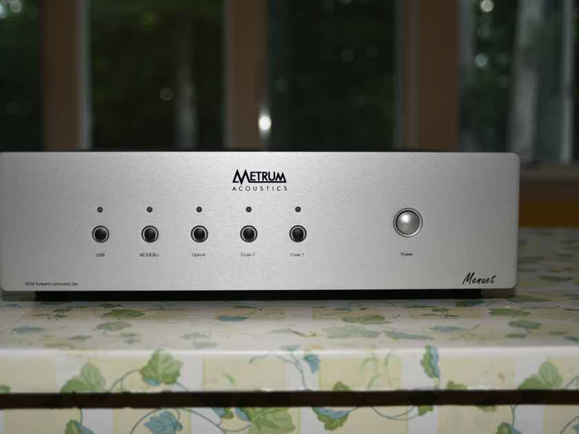 Metrum Acoustics Menuet- Original Owner