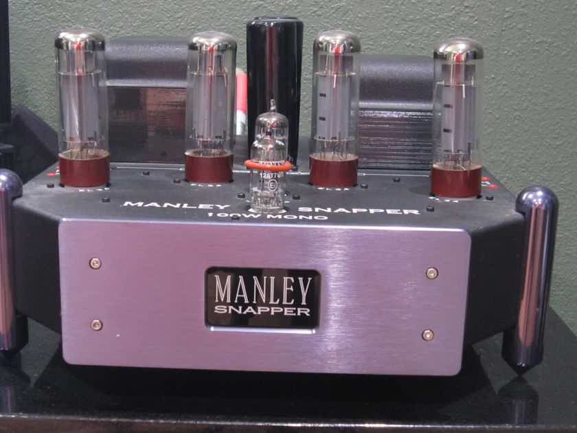 Manley Snapper