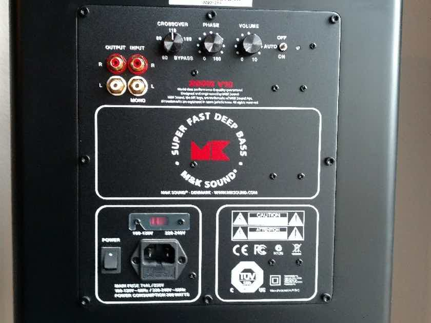 M&K Sound V10 Subwoofer