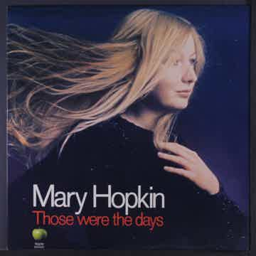 Mary Hopkins - Those Were The Days Label: Apple