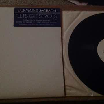 Jermaine Jackson - Let's Get Serious Promo 12 Inch Sing...