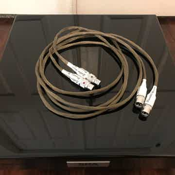 Sablon Audio Panatela Reserva Interconnects 2.0 meter XLR