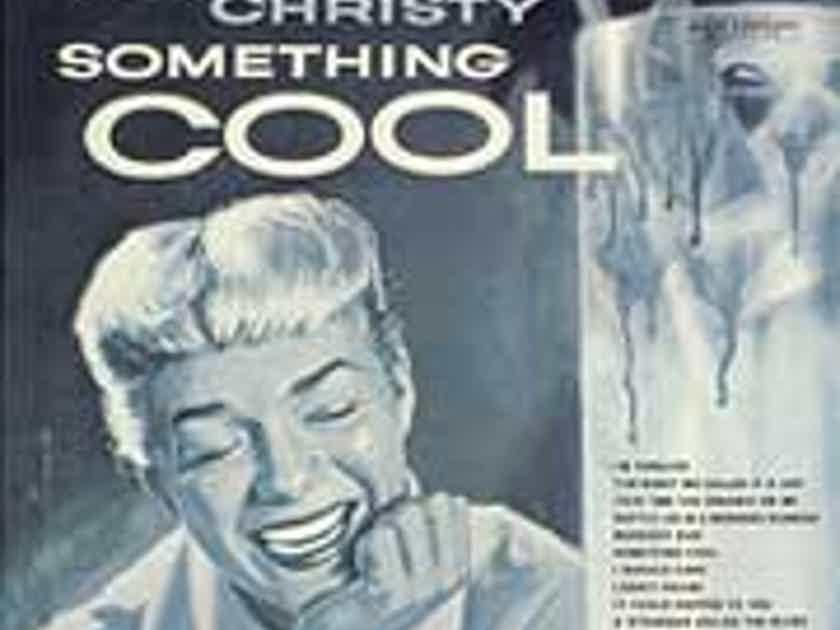 June Christy-Sealed-  Something Cool-CISCO 180g Mono LP
