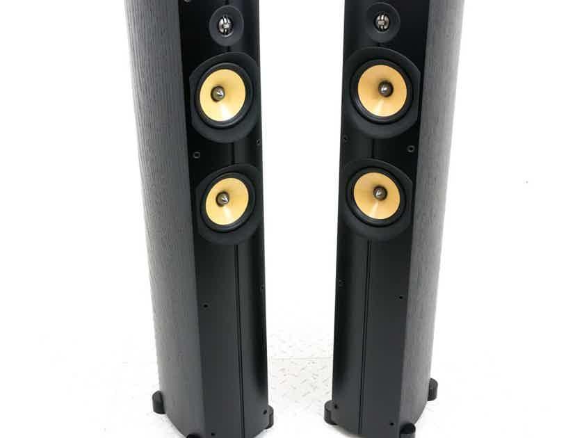PSB Imagine T Floorstanding Speakers; Black Ash Pair (19443)
