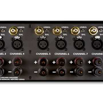 ATI Amplifier Technologies AT528NC Class D, 8 Channel A...