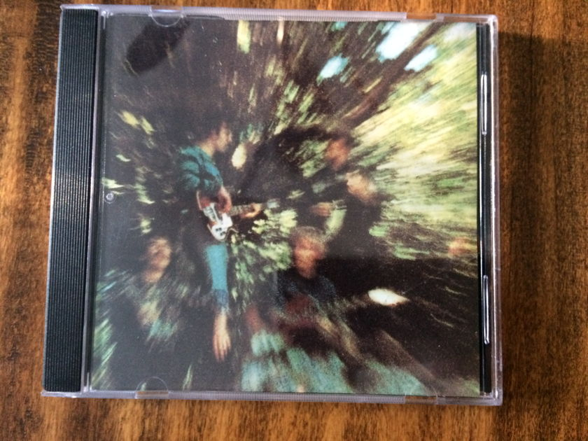 """Creedence Clearwater Revival """"Bayou Country""""  -  DCC Gold CD - GZS 1038"""