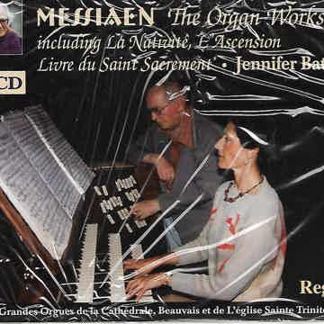 Messiaen: Complete Organ Music Jennifer Bate  6  CD