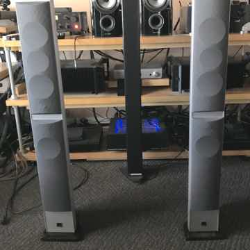 Piano Noble Great thin Speakers !