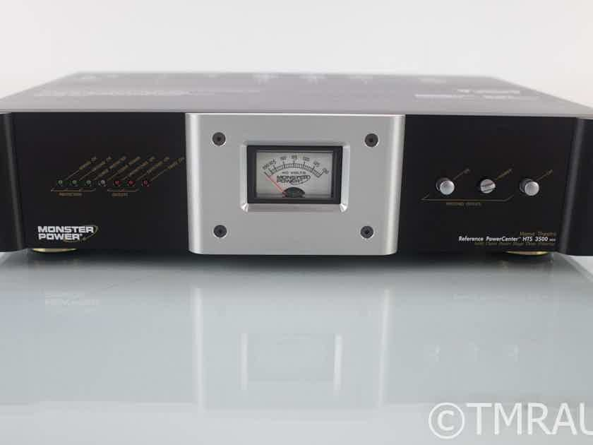 Monster Power HTS 3500 MkII Power Conditioner; Reference Power Center; Mark 2 (18677)