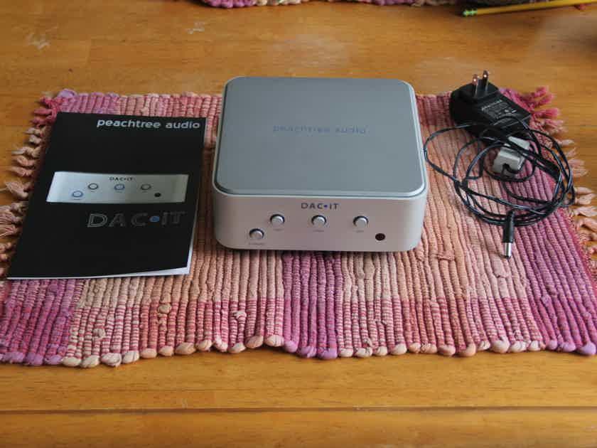 Peachtree Audio DAC-IT