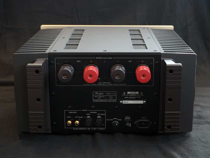Accuphase A-60 Stereo Power Amplifier