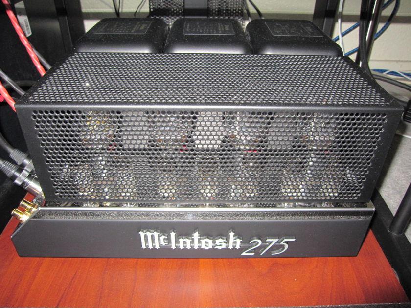 McIntosh  MC 275  Mark V Legendary tube amplifier!!!