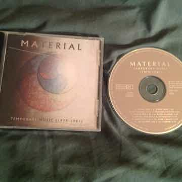 Material  Temporary Music(1979-1981)