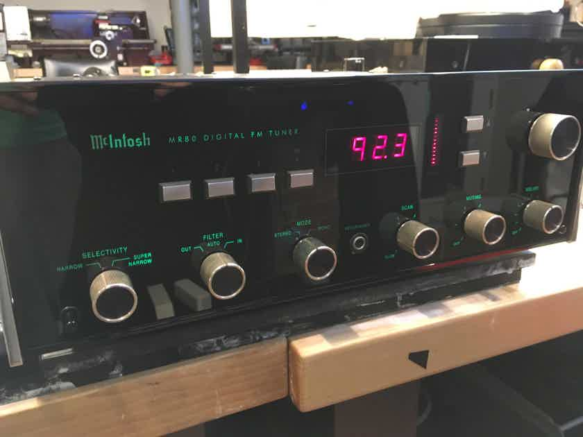 McIntosh MR-80 Pristine Tuner, Legendary Performance, MINT