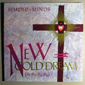 Simple Minds - New Gold Dream (81-82-83-84) - 1982 A&M ...