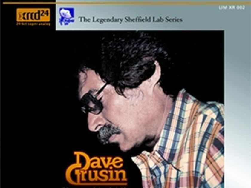 Dave Grusin Discovered Again! Plus XRCD24