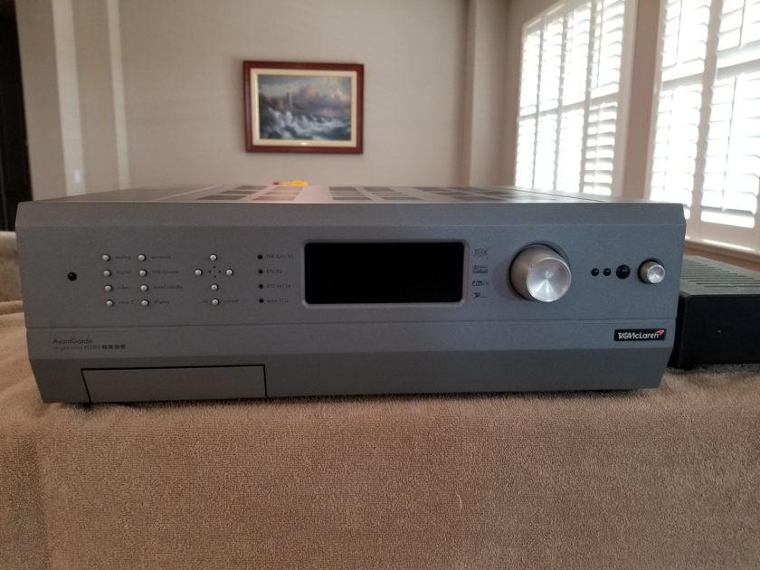 TagMcLaren Audio AV-192r Digital