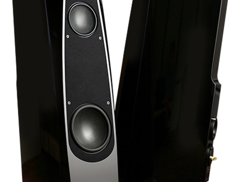 Rockport Technologies Atria Full Range floor standing speakers