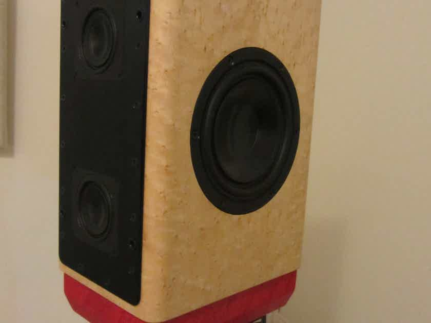 Audience 2+2 V2 Drivers, Birdseye Maple & Stands - REDUCED