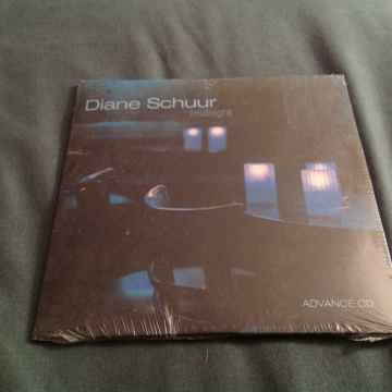Diane Schuur Midnight Concord Jazz Sealed Advance Compa...