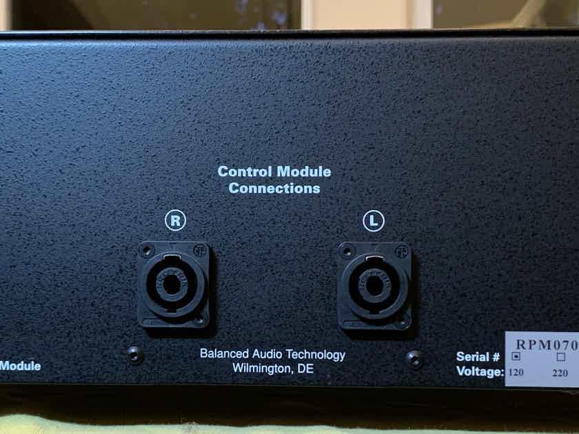 Balanced Power Technologies REX Preamp - 2 piece set