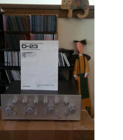 Pioneer Series 20 D