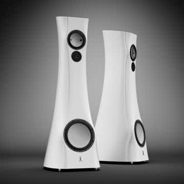 Estelon X Diamond 3 Way Floor Standing Speakers - w/ Di...