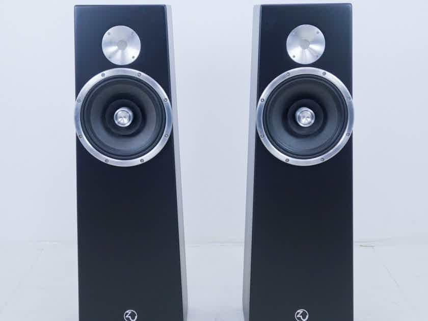 Zu Audio Soul Superfly Floorstanding Speakers; Black Pair (10585)