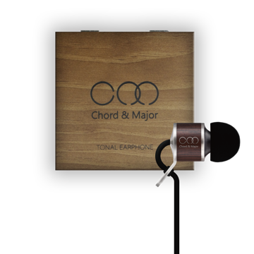 Chord & Major 7'13 Jazz Earphones