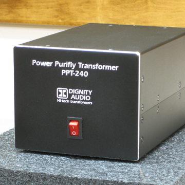 Dignity Audio PPT-240 AC power purify transformer