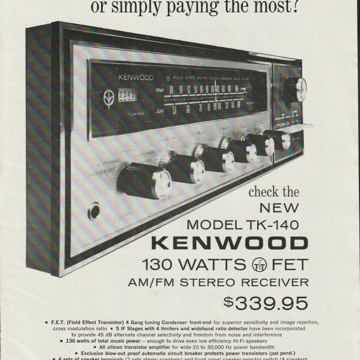 Kenwood TK-140
