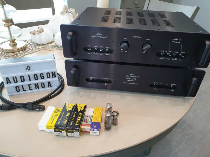 Lamm Industries - Set of System Lamm M2.2 and Lamm L2 Reference
