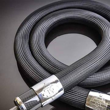 DR Acoustics Vulcan Carbon Power cord